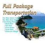 TRANSPORTATION TO PERHENTIAN ISLANDS